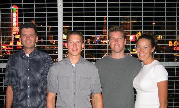 las vegas skyline. We#39;re standing above Las Vegas