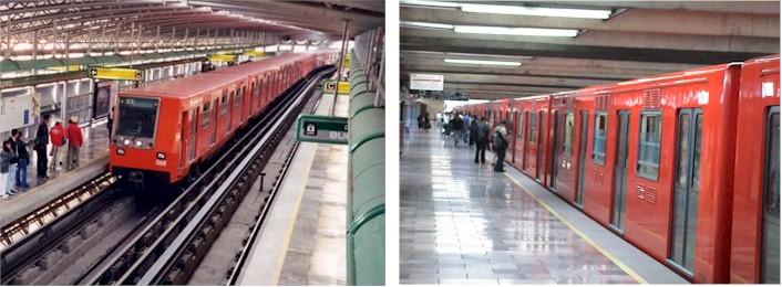 metro mexico df