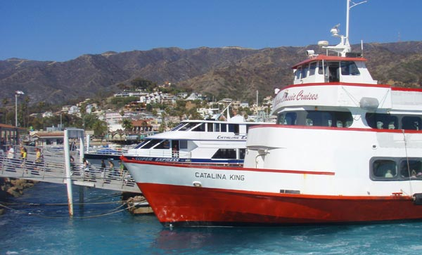 Download this Catalina Island Ferry picture
